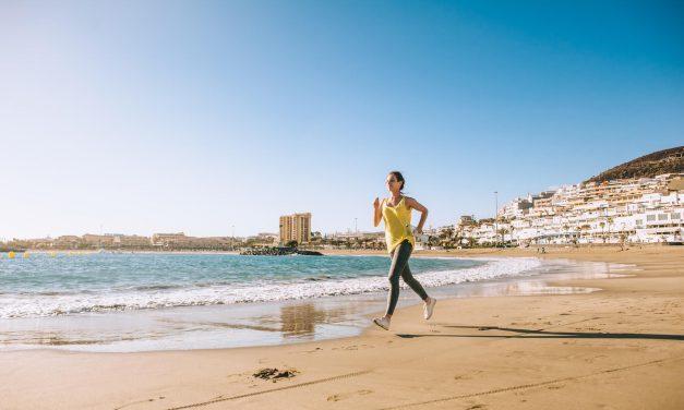Como fazer um treino eficiente na praia?