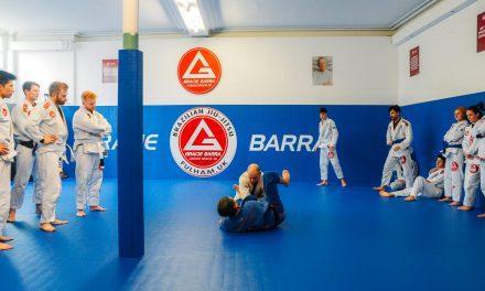 Veja como se dá a diferença e a transição de faixas no Jiu Jitsu