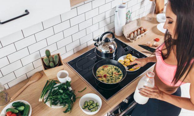 5 ideias de café da manhã fitness para todas as manhãs