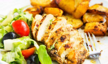 Frango com batata-doce: quais são os reais benefícios desses alimentos?