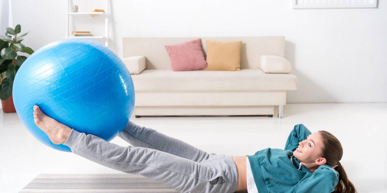 Por que fazer exercícios em casa pode ser uma boa?