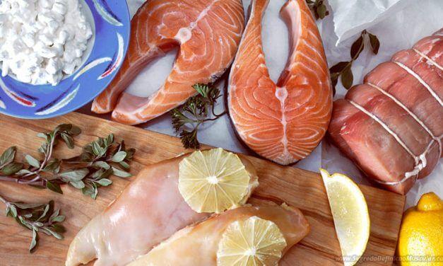 Consumo de Proteína no Ganho de Massa Muscular