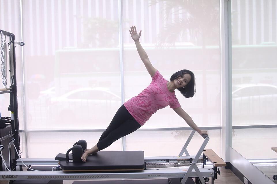 Pilates na Saúde da Mulher