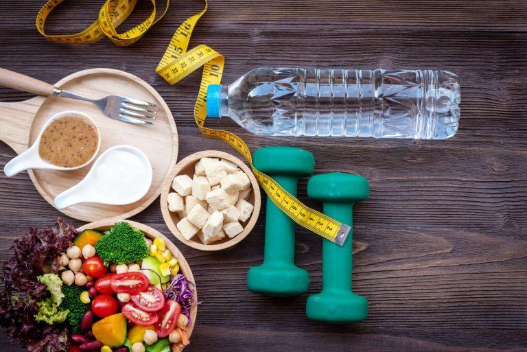 déficit calórico e perda de peso